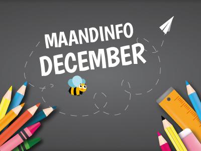 Maandinfo december 2019