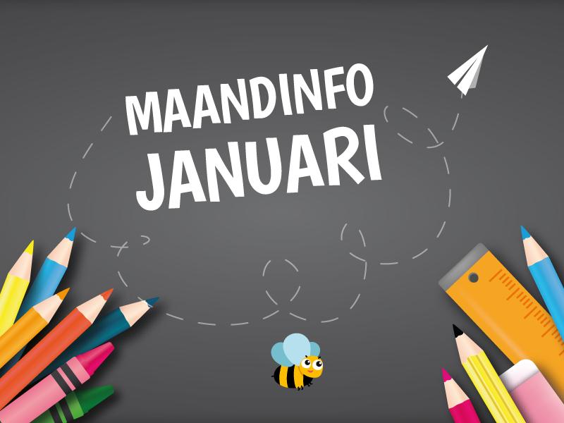 Maandinfo januari 2020