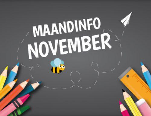 Maandinfo november 2019